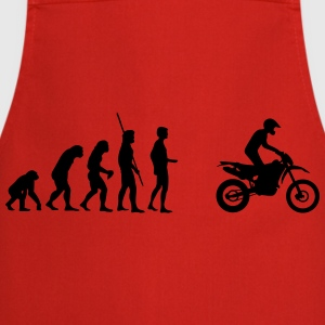 Evolution Standing Enduro drive  T-Shirts - Cooking Apron
