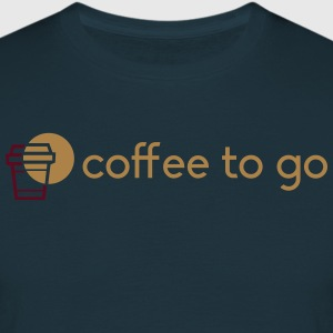 Symbole 2013: Coffee to go Tabliers - T-shirt Homme