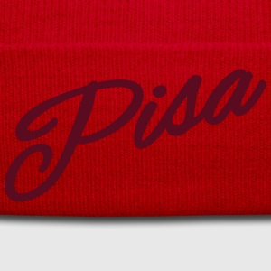 Schiefe Turm von Pisa / Leaning Tower of Pisa (1c) T-Shirts - Winter Hat