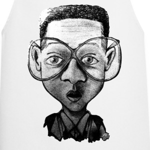 Blanc optic nerd Tee shirts - Tablier de cuisine
