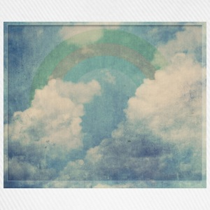 dreamy clouds - Baseballkappe