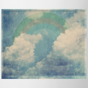 dreamy clouds - Tasse