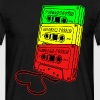 raggamuffin old school reggae T-Shirts - Men's T-Shirt