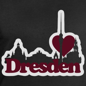 Dresden Love Skyline Shirt for Girls - Männer Sweatshirt von Stanley & Stella