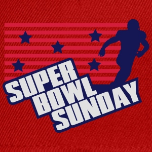 Super Bowl Sunday Camisetas - Gorra Snapback