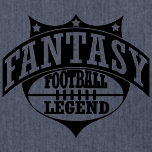 Fantasy Football Legend T-Shirts - Shoulder Bag made from recycled material