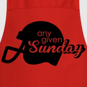 Any given Sunday T-Shirts - Kochschürze