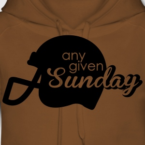 Any given Sunday T-Shirts - Frauen Premium Hoodie
