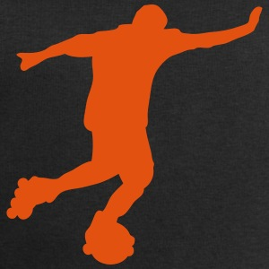 roller foot silhouette soccer 2 Tee shirts - Sweat-shirt Homme Stanley & Stella