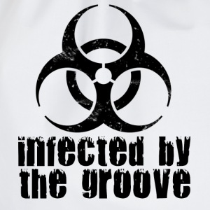 infected by the groove Tee shirts - Sac de sport léger