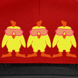 Party Chicks T-shirts - Snapback Cap