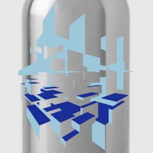 Cubic T-Shirts - Trinkflasche