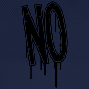 No Graffiti T-shirts - Baseballkasket
