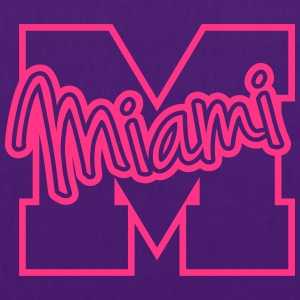 Miami T-Shirts - Tote Bag