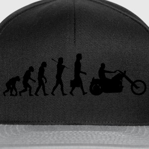 Evolution Chopper - Snapback Cap