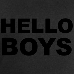 HELLO BOYS T-Shirts - Men's Sweatshirt by Stanley & Stella