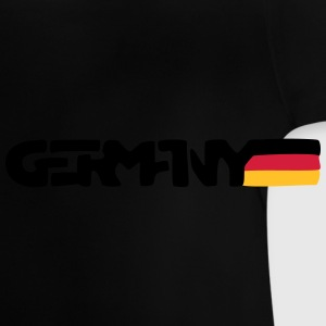 Germany Tröjor - Baby-T-shirt