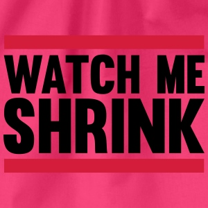 Watch Me Shrink T-shirts - Gymtas