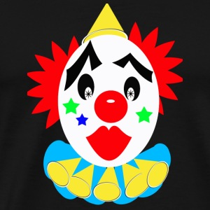 clown Sweaters - Mannen Premium T-shirt