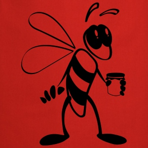 bee_4_v Tee shirts - Tablier de cuisine