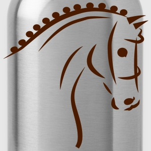 Sports Horse T-Shirts - Water Bottle