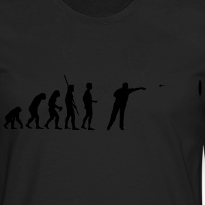 Evolution Darts T-Shirts - Men's Premium Longsleeve Shirt