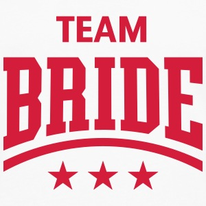 Team Bride (Stars) T-Shirts - Men's Premium Longsleeve Shirt
