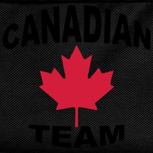 Canadian team Tee shirts - Sac à dos Enfant