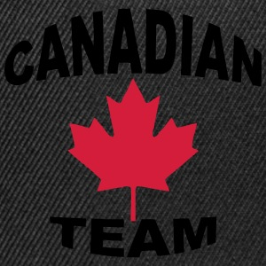 Canadian team Sweat-shirts - Casquette snapback