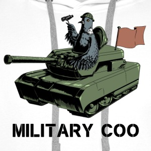 Military Coo Shirts - Men's Premium Hoodie
