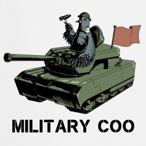 Military Coo T-Shirts - Cooking Apron