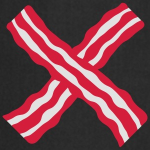 Bacon Cross T-shirts - Keukenschort