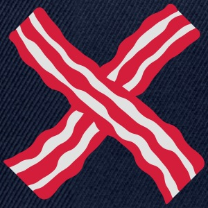 Bacon Cross T-Shirts - Snapback Cap