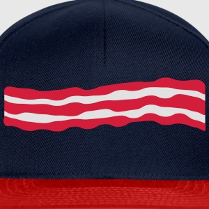 Bacon Tee shirts - Casquette snapback