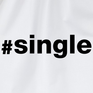 Hashtag Single T-Shirts - Turnbeutel