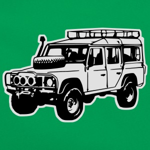 Land Rover Defender, Jeep, SUV Tee shirts - Sac Retro