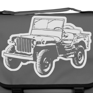Jeep (Differenzbild) T-Shirts - Umhängetasche