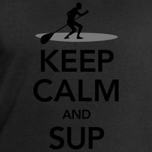 Keep Calm And SUP T-Shirts - Men's Sweatshirt by Stanley & Stella