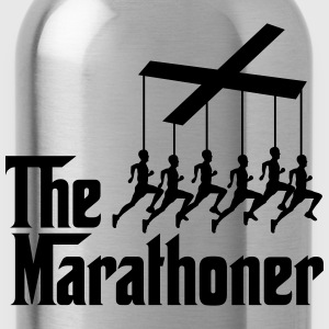 The Marathoner Tee shirts - Gourde