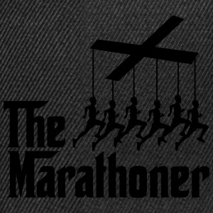 The Marathoner T-shirts - Snapbackkeps