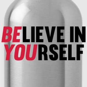 Believe in Yourself Sudaderas - Cantimplora