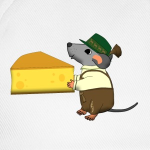 bavarian mouse with cheese Accessoires - Casquette classique