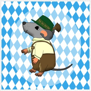 bavarian mouse 2 Bottles & Mugs - Baseball Cap