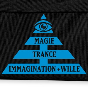 MAGIE = WILLE + IMMAGINATION + TRANCE, Grundformel T-Shirts - Kinder Rucksack