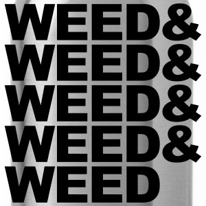 Weed T-shirts - Drinkfles