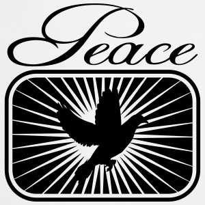 Peace Logo Tee shirts - Tablier de cuisine
