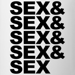Sex Camisetas - Taza