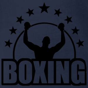 boxing T-Shirts - Baby Bio-Kurzarm-Body