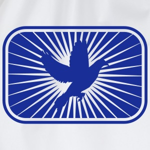 Peace Dove T-shirts - Gymtas