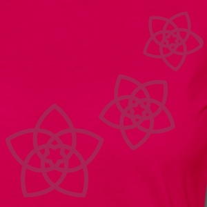 Venus flowers Vector - FLOWER OF LOVE, (2), symbol of love, balance and beauty Camisetas - Camiseta de manga larga premium mujer